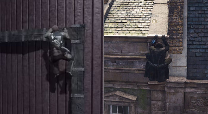 Assassins-Creed-Syndicate-screenshot-inFAMOUS-climbing-comparison