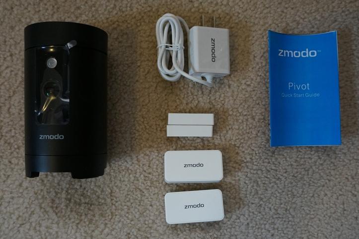 Zmodo-Pivot-accessories