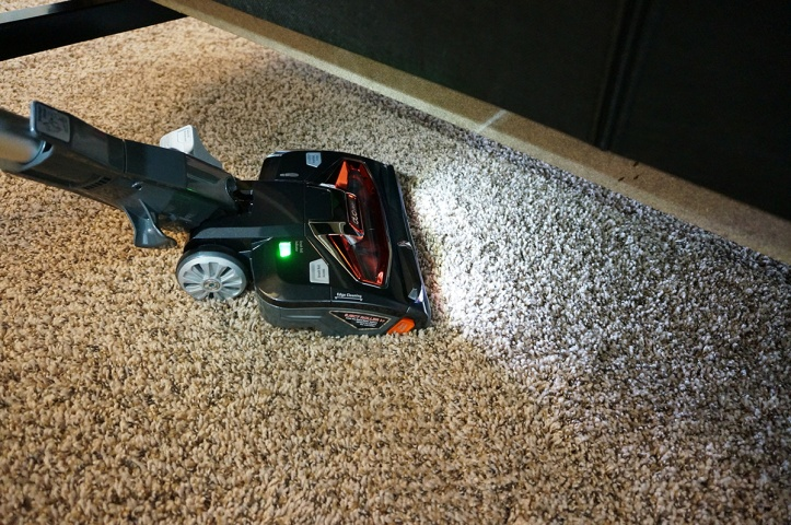 Shark-DuoClean-Ultralight-Vacuum-HV382-cleaning-under-furniture